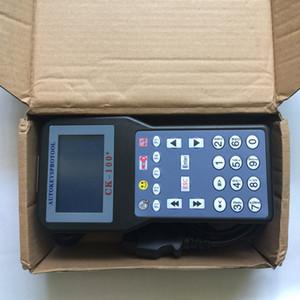 CK-100 V99.99 Programador automático de teclas Generación más nueva Programación SBB CK100 con escáner automático multilingüe Copiadora de clave de coche