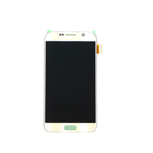 Para samsung galaxy s6 display lcd touch screen digitador g920i g920p g920f g920a9 g920a g920w8 para samsung s6 lcd 100% original