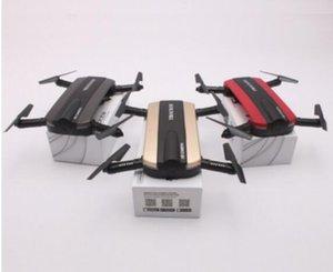 Nuovo arrivo Phone Control JXD523 Tracker pieghevole Mini Rc Selfie Drone con Wifi FPV 720P HD Camera Altitude HoldHeadless Mode VS JJRC H37