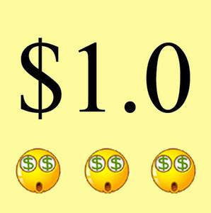 1 usd Zahlung Link, verwenden Sie für Pay-Extra-Patch oder etwas extra
