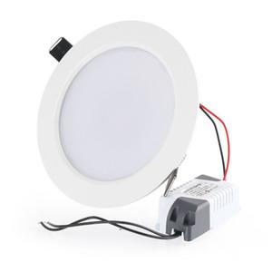 Led Downlights regulable 7W 9W 12W 15W 18W 25W SMD Led empotrado luz de techo AC85-265V Ultra Thin Led iluminación