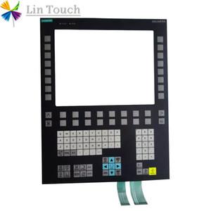 NEW OP08T 6FC5203-0AF04-1BA0 6FC5 203-0AF04-1BA0 HMI PLC Folientastatur für Folientastatur Zum Reparieren der Tastatur der Maschine