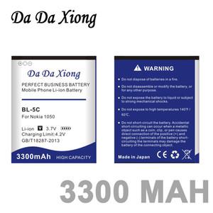 Da Da Xiong 3300mAh BL-5C Li-ion Phone Battery for Nokia C2-06 C2-00 X2-01 1100 6600 6230 5130 2310 3100 6030 3120 3650 6263