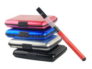 Mini CE3 Vape Pen Case Kit Vaporizador Bud Bud 280mAh Bateria O Pen Cartucho Atomizador Atomizador Vapor Cera De Óleo Tanque E Cigs