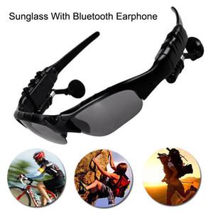 Smart-Gläser Bluetooth V4.1 Sunglass Sun Glass Sport Kopfhörer-MP3-Player Bluetooth Telefon Drahtlose Kopfhörer Bluetooth-Brille