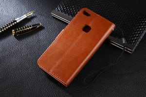 Pour Huawei P10 Plus Cas Marque Mignonne Couverture Mince Flip De Luxe Étui En Cuir Original Pour Huawei Ascend P10 Plus