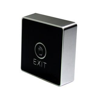 Bouton de sortie 5YOA Push Touch Touch bouton de libération Eixt pour système de contrôle d'accès adapté à la protection de la sécurité domestique