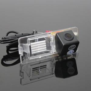 Renault Megane 2 II Için araç Arka Görüş Kamerası / Ters Kamera / HD CCD RCA NTST PAL / Plaka Işık OEM