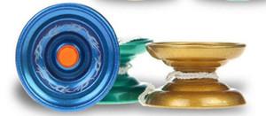 Металл Непоседа Spinner Металл YoYo сплав алюминиевый дизайн High Speed Professional YoYo шариковый подшипник Строка Trick YoYo Дети Магия Жонглирование игрушки