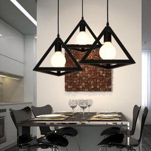 luci del pendente del ferro battuto per la casa lampada nera del pendente della barra luci della decorazione domestica luci di pendente rustiche luci della lampada principale