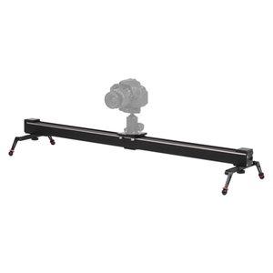 1m / 3.3ft Photogrphy Track Dolly Rail Stabilizzatore motorizzato per videocamera Controllo elettronico Time Lapse Video Slider per Sony ILDC
