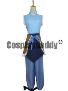 Аватар Легенда о Korra Korra косплей костюм любого размера