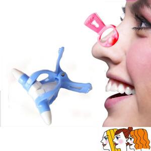 Silicone Nose Up Droite Pont Plus Haute Maker Clip Lifting Façonnage Nez Massage Shaper Femmes Beauté Outil Livraison Gratuite ZA1942