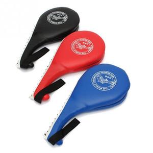 Taekwondo Coup de pied Durable Pad cible Tae Kwon Do Karaté Kickboxing couleur aléatoire 37cmx17.5cmx6cm