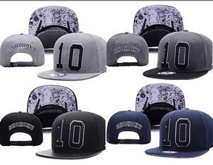 SHOHOKU SLAM DUNK N0. 0 Neymar JR njr Bonés de Beisebol hip hop Esportes Snapback tampa osso spacejam WU-TANG chapéus para Homens Mulheres Casquette