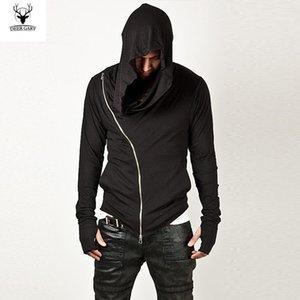 Wholesale-Men's Sportswear Fashion Brand Creed Sportswear ZIP-UP Diagonal Assassin Mens Men Sweatshirt Hoodie 2021 Design For Hot Fashi Uvmg