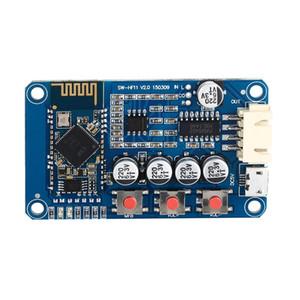 Freeshipping Bluetooth 4.0 Receptor de Placa de Amplificador de Áudio Estéreo Módulo Mini USB Amplificador Digital Pequeno Speaker DC 5 V Mini Amplificador