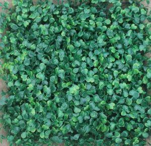 Artificial Grass 플라스틱 회양목 다도 나무 정원, 집, 상점, 결혼 훈장을위한 밀라노 잔디 Artificial Plants LLFA