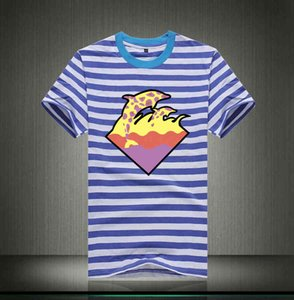 U23# бесплатная доставка s-5xl мода розовый дельфин футболка o-образным вырезом дышащий хлопок смесь хлопок мужчины короткие бесплатная доставка