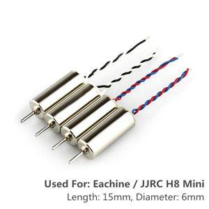 4 pcs Motores Para Eachine / JJRC H8 Mini Rc Quadcopter Peças De Reposição Do Motor 2 pcs CW Motor E 2 pcs CCW Motor Drones Motores