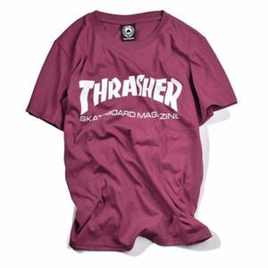 2017 Mann Frau Kurzarm-T-Shirt