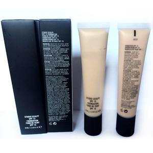 TOP NEW Hot brand professional makeup 40ml STUDIO Foundation SCULPT SPF 15 FOUNDATION FOND DE TEINT SPF 15 FREE SHIPPING