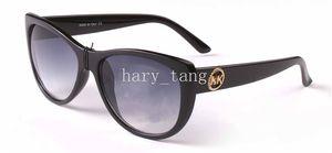 Sonnenbrille der Qualitäts-Sonnenbrille-Frauen-Mann-Sonnenbrille-Tupfen-klassische Marken-Designer-Strand-Feiertags-Sonnenbrille UV400 hfdfmk8015 Freeshipping