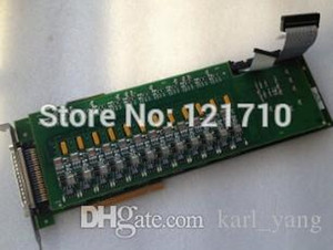 Industrial equipment board Intervoice AI6 COMBO TYP 1 A16 1000119 12001014 REV H 11001035 REV H00