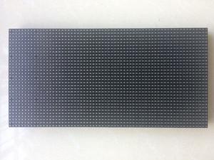 LED-Anzeige und Bildschirm, HD P4 Vollfarb-Innen LED-Modul, Innen-Modul Größe 256x128 mm,