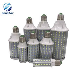 Ultra luminoso PCB in alluminio 5730 LED SMD Lampadina del cereale 85V-265V 10W 15W 20W 25W 30W 40W 60W 80W nessuna luce intermittente lampade a LED