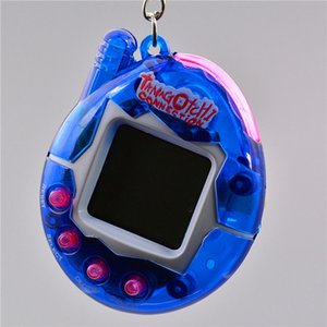 Multi-colors Tamagotchi Electronic Pets Toys 90S Nostalgic 49 Pets in 1 Virtual Cyber Pet Toy Funny Tamagochi Toys Xmas Gift For Kids