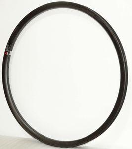Envío gratis 27.5er Hookless ruedas de carbono UD mate Mountain Bike 27.5er MTB carbono llantas 35 mm de ancho 25 mm de profundidad 32 agujeros
