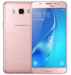 Original Samsung Galaxy J5 2016 J5108 Quad Core 2GB / 16GB 5.2 pulgadas 13MP Dual SIM 4G LTE reacondicionado Desbloqueado teléfono móvil