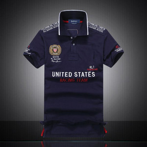 scontato Poloshirt uomo tshirt 2017 Estate New fashion casual manica corta T shirt in cotone uomini sexy tee shirts M L XL 2XL dropshipping