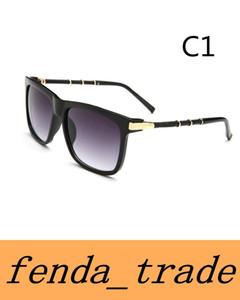 Marke 9247 Big Frame Sonnenbrille Männer Frauen Retro Designer Design Classic großzügige Qualität A +++ MOQ = 10