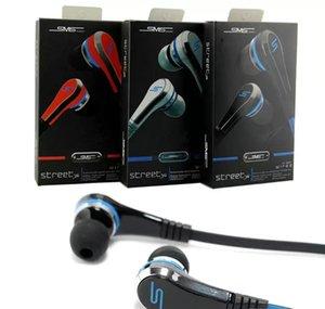 50 cent écouteurs écouteurs intra-auriculaires écouteurs en gros 3,5 mm écouteurs casques SMS avec micro pour téléphone mobile mp3 mp4 JF-A6