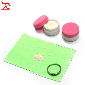 Wholesale High Quality Gold Silver Jewelry Anti-Tarnish Equipment Cleaning Silversmithing Powder