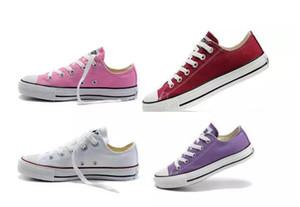 13 farbe Alles Größe 35-46 Low Style High Style Chuck Klassische Leinwand Schuh Männern / Frauen Sport Schuhe Freizeitschuhe Kind Schuhe