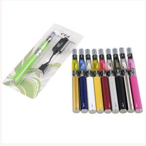 Popular eGo CE4 starter kits Blister Kits 650mah 900mah 1100mah EGO-T Battery CE4 Clearomizer Atomizer vaporizer vape pen Blister Kits