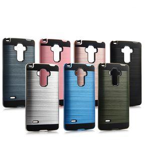Per LG Tribute HD Aristo K20 plus LV7 K7 Stylo 2 ZTE Zmax Pro Z981 N9131 Armatura ibrida metallica economica Case Verus