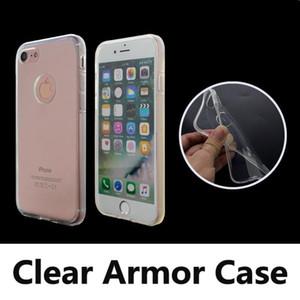 Rüstung transparent klar weichen tpu case für iphone x 8 plus 7 plus 6 s samsung s9 plus s9 lg stylus 2 ls775 k8 2017 k10 2017 stylus 3 ls777 g5