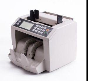 K-301 العمودي الرقمية مكافحة الأموال اليورو دولار أمريكي فاتورة النقدية آلة العد