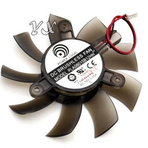бесплатная доставка видеокарта fanNew PLA08015B12HH видеокарте вентилятор диаметр 75мм 42мм поле 12В 0,35 а