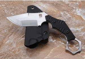 высокое качество волк Керамбит коготь AUS-8 59-60HRC кемпинг охотничий нож Xmas подарка ножа для человека 1шт