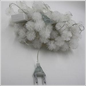 10M 60/100 leds boule de neige LED lumières noël festival décoration de fête de mariage LED bande féerique