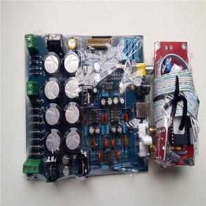 DAC freeshipping decodificador bordo PCM1794 + AK4118 Softwave de control DAC decodificador ninguna tarjeta secundaria de USB