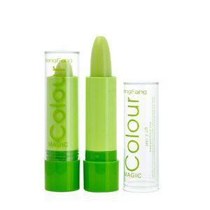 Lip Balm Moisturizing Waterproof Matte Lipstick samples Long Lasting Lip Balm Change Color Fruit Oil Lip balm