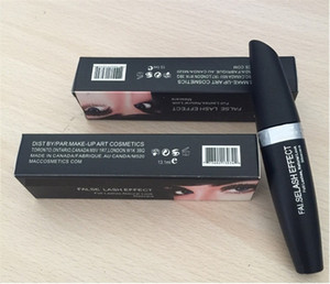 HOT Makeup Mascara False Lash Effect Full Lashes Natural Look Mascara Nero Waterproof.DHL Trasporto veloce