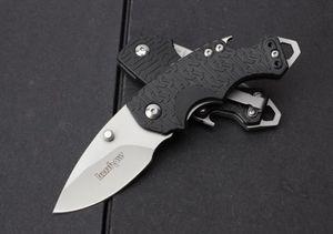 prezzo all'ingrosso kershaw 3800 coltello pieghevole coltello da tasca con apri 58HRC scatola bianca 3cr13blade fibra di nylon maniglia non spedizione gratuita