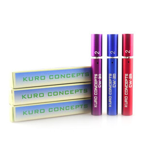 Kuro 개념 Kuro Koiler 전자 담배 RDA를위한 코일 지그 RBA 와이어 코일 링 도구 Atomizer 코일 Koiler 와이어 도구 3 색